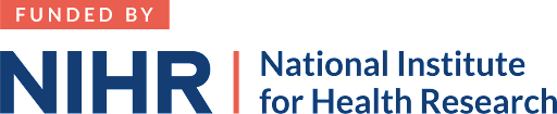 Logo Funded by NIHR